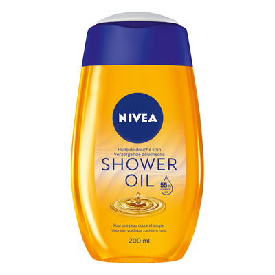 Nivea Natural oil doucheolie