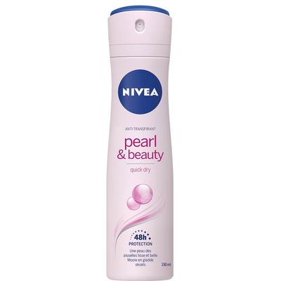 Nivea Pearl & beauty spray