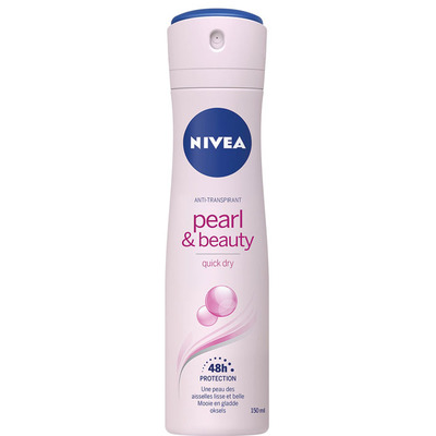 Nivea Pearl & beauty spray