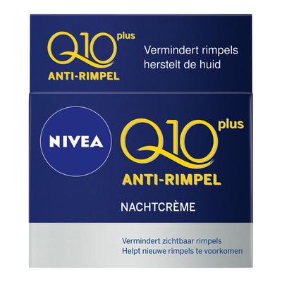Nivea q10 anti-rimpel nachtcrème