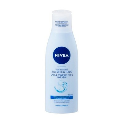 Nivea Verfrissende 2 in 1 Reinigingsmelk & Tonic