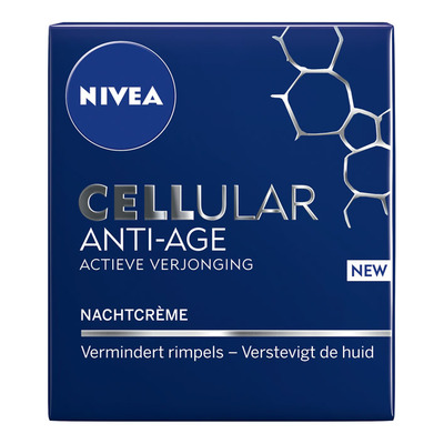 Nivea Cellular anti-age nachtcrème