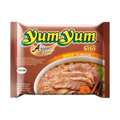 Yum Yum Bamisoep rundvlees