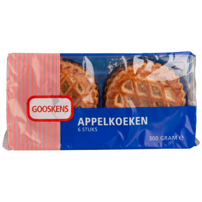 Gooskens Appelkoeken