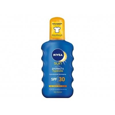 Nivea Sun spray bf