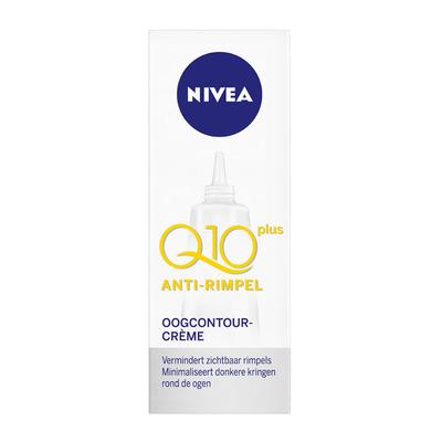 Nivea Visage q10 oogcontourcrème