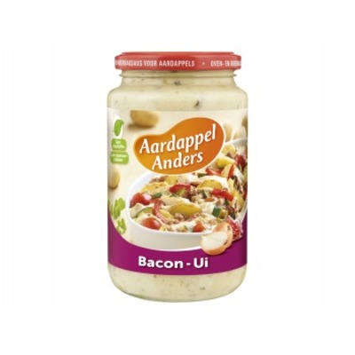 Campbell Aardappel anders bacon ui
