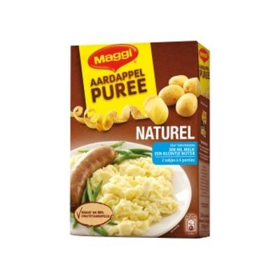 Maggi Aardappelpuree naturel + melk
