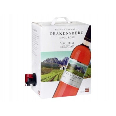 Zuid-Afrika Drakensberg rosé bag in box