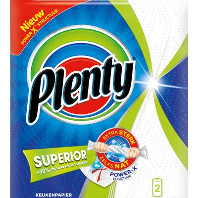 Plenty Superior keukenpapier