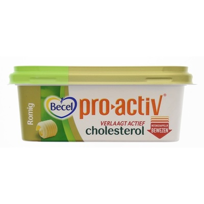 Becel Pro Active Margarine Romig Cholesterol