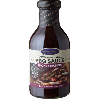Santa Maria Grill & bbq saus smockey