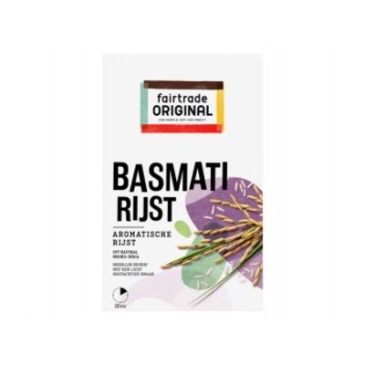 Fair Trade Original Basmati rijst
