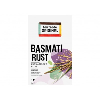 Fair Trade Original Basmati rijst