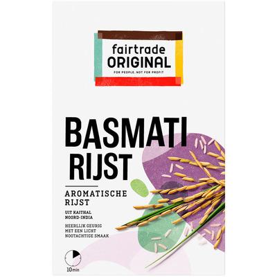 Fairtrade Original Basmati rijst