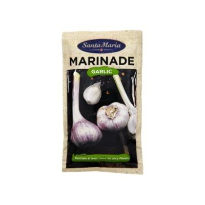 Santa Maria Marinade garlic