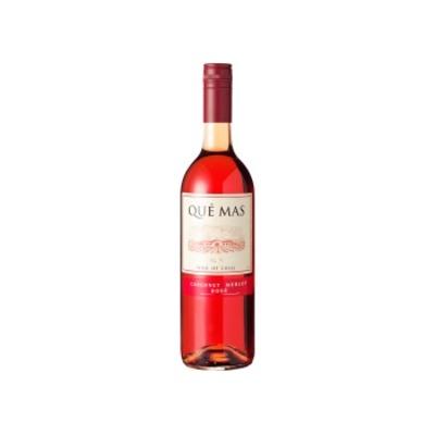 Chili Que Mas merlot rosé