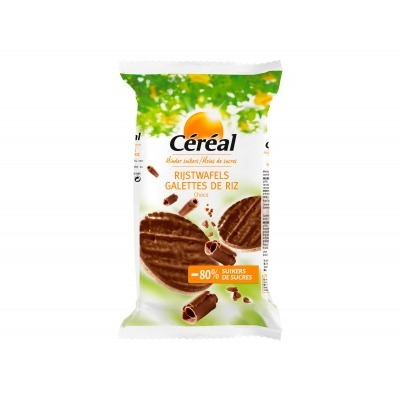 Céréal Choco rijstwafels