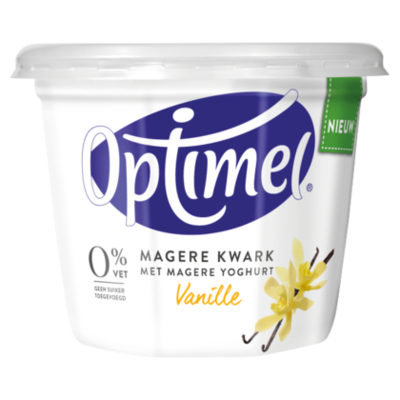Optimel Magere Kwark Vanille