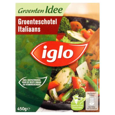 Iglo Groenten Idee Groenteschotel Italiaans 450 g