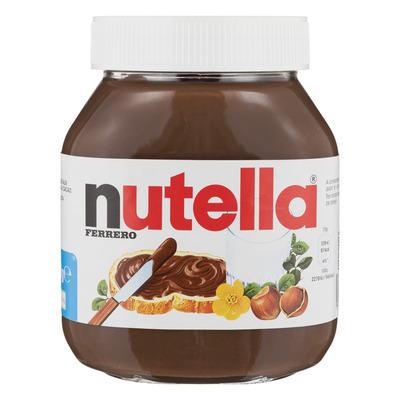 Nutella Hazelnootpasta