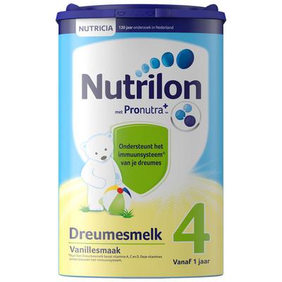 Nutrilon Dreumesmelk vanille 4