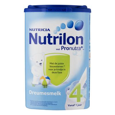 Nutrilon Dreumesmelk 4