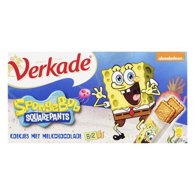 Verkade Choco cookies Spongebob