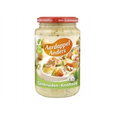Campbell Aardappel anders tuinkruiden knoflook