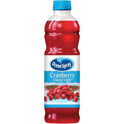 Ocean Spray Cranberry classic light