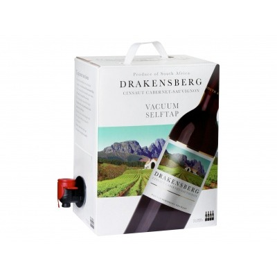 Zuid-Afrika Drakensberg cabernet sauvignon bag in box