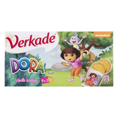 Verkade Dora cookies
