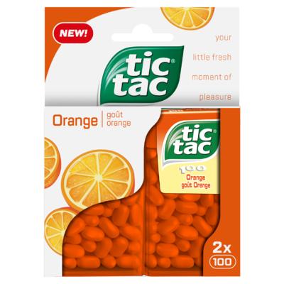 Tic Tac Orange 2 Dozen 98 g