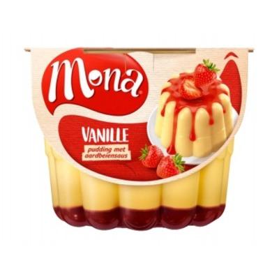 Mona Vanille pudding