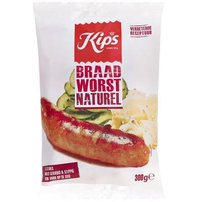 Kips Braadworst Naturel