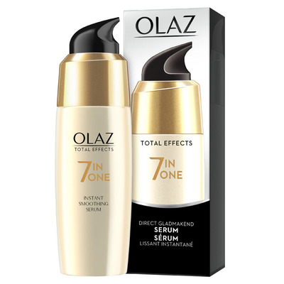 Olaz Total effects direct gladmakend serum