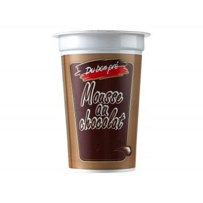 Du Bon Chocolade mousse