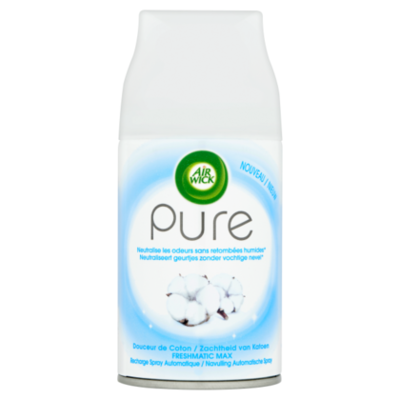 Air Wick Freshmatic pure katoen