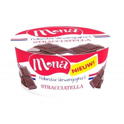 Mona Yoghurt straciatella