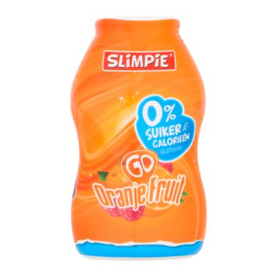 Slimpie Go Oranje Fruit