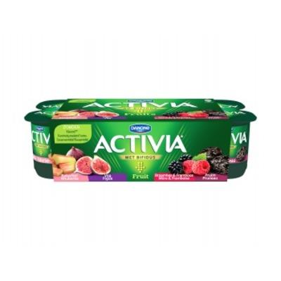 Activia Fruityoghurt assorti 8-pak