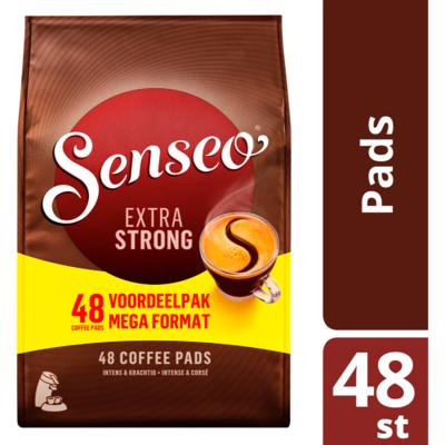 Senseo Koffiepads extra strong