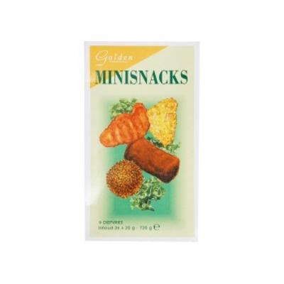 Golden Minisnacks