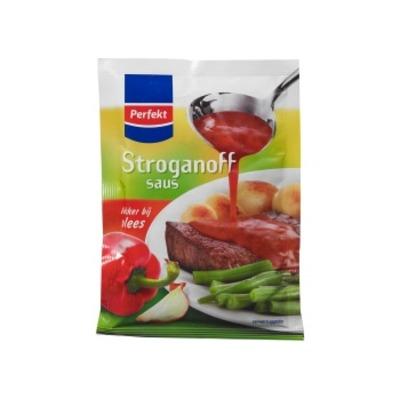 Huismerk Stroganoff saus