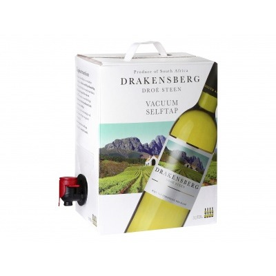Zuid-Afrika Drakensberg droe steen bag in box