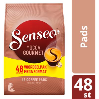 Senseo Koffiepads mocca gourmet