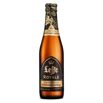 Leffe Royale Whitbread Golding Fles