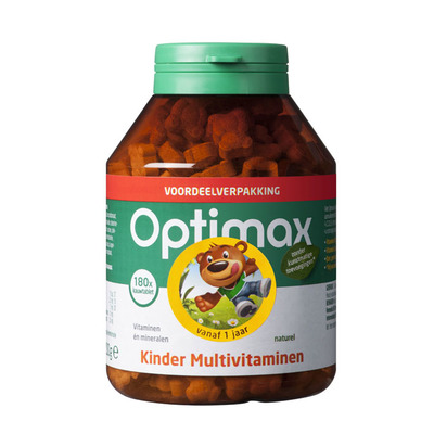 Optimax Kinder multi naturel