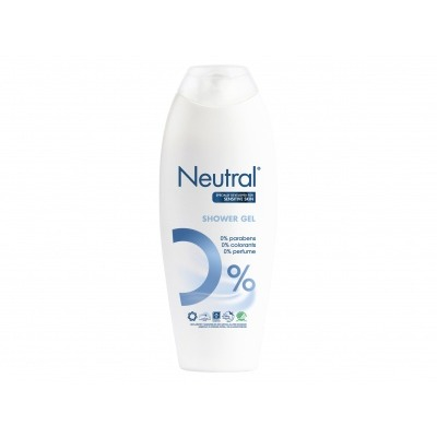 Neutral Parfumvrij showergel