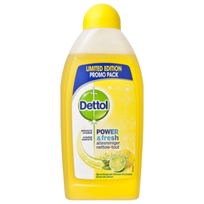Dettol Power & Fresh Allesreiniger Citroen